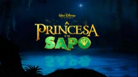 A Princesa e o Sapo Disney Portugal